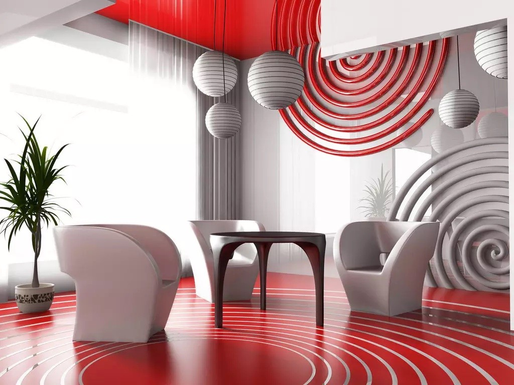 contemporary and modern dining room set